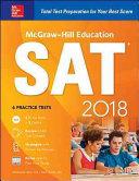 McGraw Hill Education SAT 2018 Edition