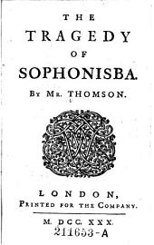 The Tragedy of Sophonisba