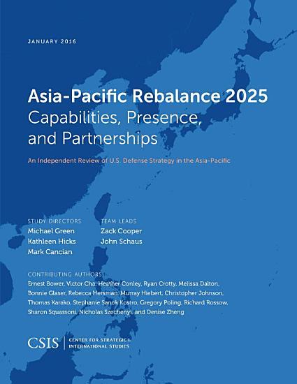 Asia Pacific Rebalance 2025 PDF