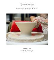You Are the Potter   s Clay PDF