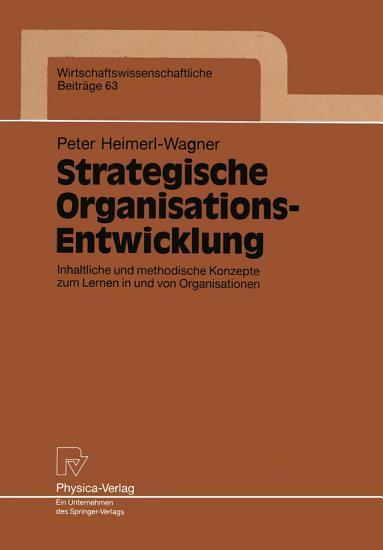 Strategische Organisations Entwicklung PDF