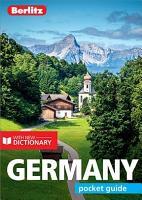 Berlitz Pocket Guide Germany  Travel Guide eBook  PDF
