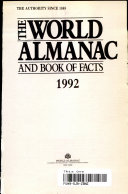 The World almanac and book of facts  1992 PDF