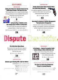 Dispute Resolution Journal PDF