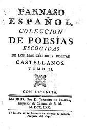 Parnaso español: colección de poesías escogidas de los más célebres poetas castellanos, Volumen 2