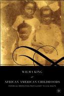 African American Childhoods PDF
