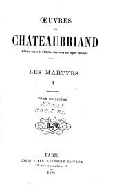 Oeuvres de Chateaubriand: Volumes 5 à 6