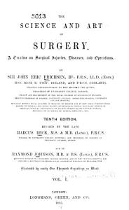 The Science and art of surgery  v 1 PDF