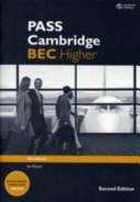 Pass Cambridge Bec Higher Brewb