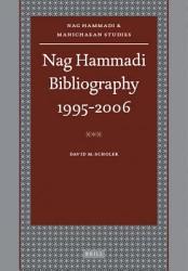Nag Hammadi Bibliography Book PDF