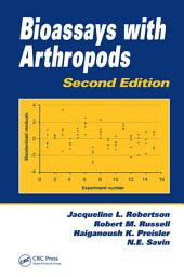 Bioassays with Arthropods, Second Edition: Edition 2