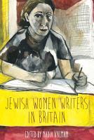 Jewish Women Writers in Britain PDF