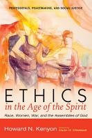 Ethics in the Age of the Spirit PDF