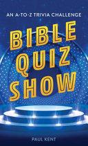 Bible Quiz Show PDF
