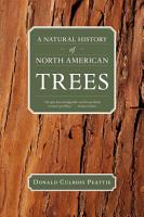 A Natural History of North American Trees PDF