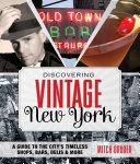 Discovering Vintage New York PDF