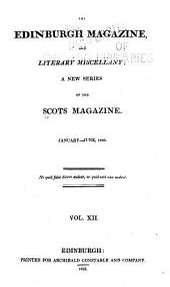 The Scots Magazine ...: Volumes 91-92