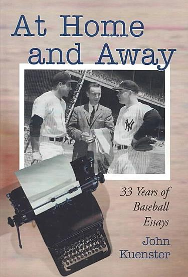 At Home and Away PDF