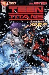 Teen Titans (2011-) #6