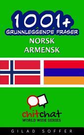 1001+ grunnleggende fraser norsk - armensk