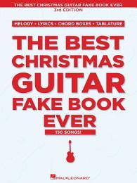 The Best Christmas Guitar Fake Book Ever