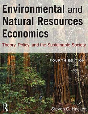 Environmental and Natural Resources Economics PDF