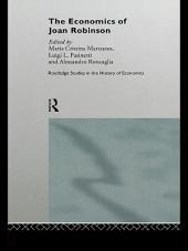 The Economics of Joan Robinson