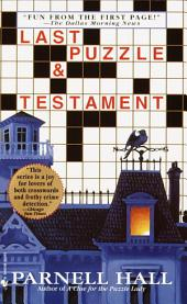 Last Puzzle & Testament