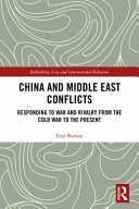 China and Middle East Conflicts PDF