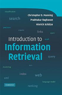 Introduction to Information Retrieval Book