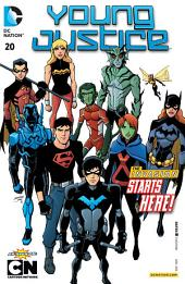Young Justice (2011-) #20