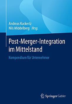 Post Merger Integration im Mittelstand PDF