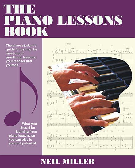 The Piano Lessons Book PDF