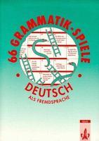 66 Grammatik Spiele Deutsch als Fremdsprache PDF