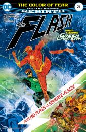 The Flash (2016-) #24