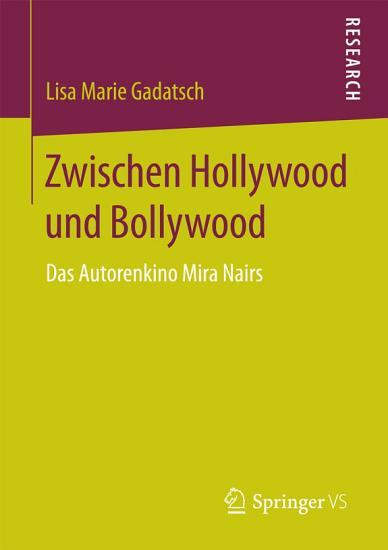 Zwischen Hollywood und Bollywood PDF