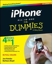 iPhone All-in-One For Dummies: Edition 4