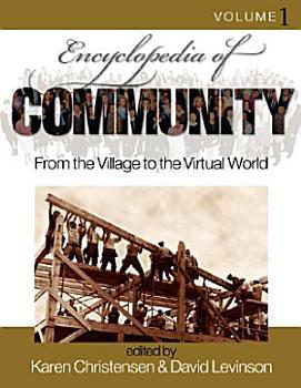 Encyclopedia of Community PDF