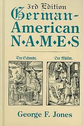 German-American Names