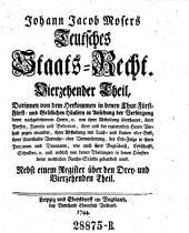 Teutsches Staats-Recht: Band 16