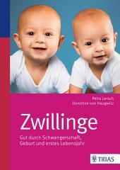 Zwillinge: Gut durch Schwangerschaft, Geburt und erstes Lebensjahr, Ausgabe 2
