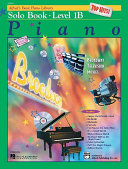 Alfred's Basic Piano Course: Top Hits! Solo Book 1B