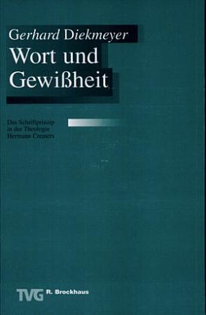 Wort und Gewi  heit PDF