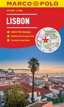 Marco Polo City Lisbon Map