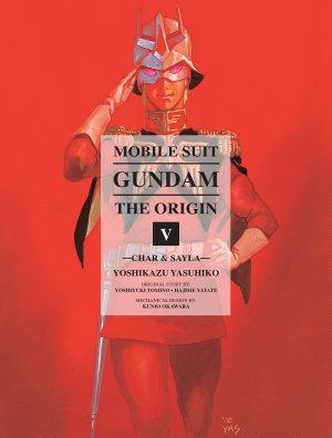 Mobile Suit Gundam The Origin V