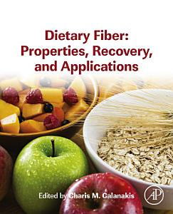 Dietary Fiber  Properties  Recovery  and Applications
