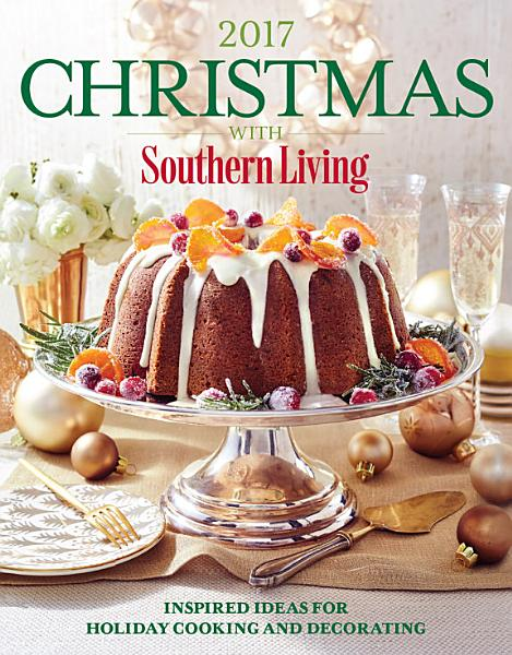 Download Christmas with Southern Living 2017 Book