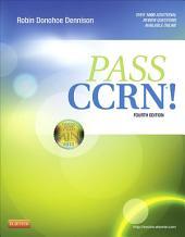 PASS CCRN®! - E-Book: Edition 4