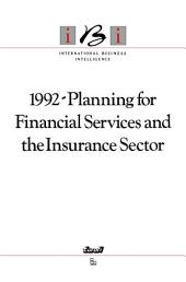 1992-Planning for Financial Services and the Insurance Sector