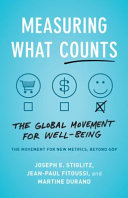 Measuring What Counts